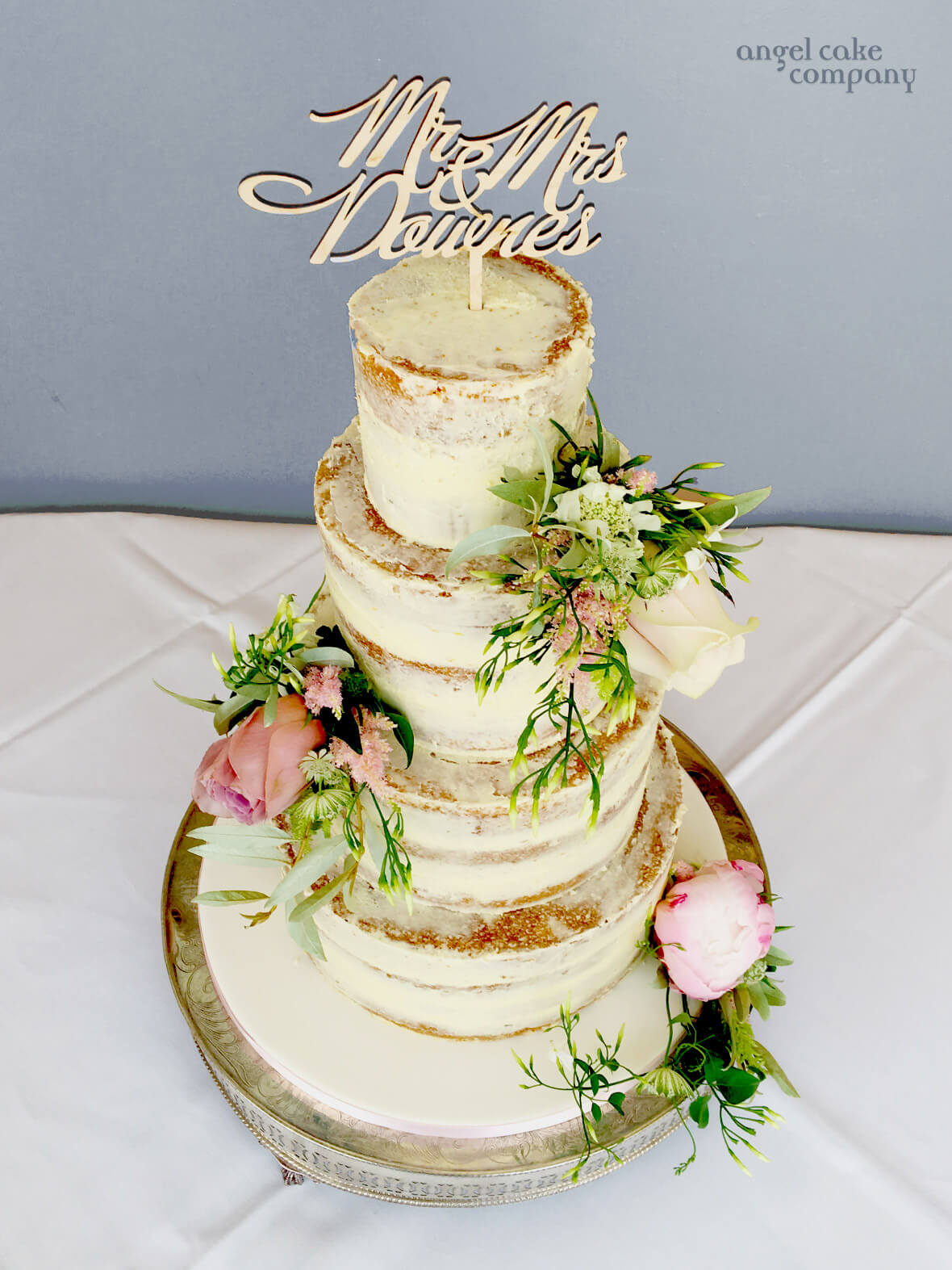 Angel Cake Company | Wedding Cake Gallery